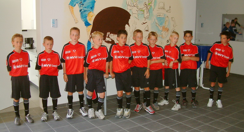 Soccer-Junior-Team 2003